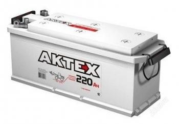 Аккумулятор АКТЕХ 220 а/ч