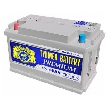 Аккумулятор Тюмень Premium 95 а/ч