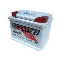 Аккумулятор SOLO 60 а/ч