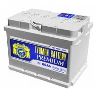Аккумулятор Тюмень  Premium 60 а/ч