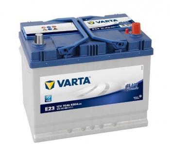 Аккумулятор Varta(570412) 70 а/ч